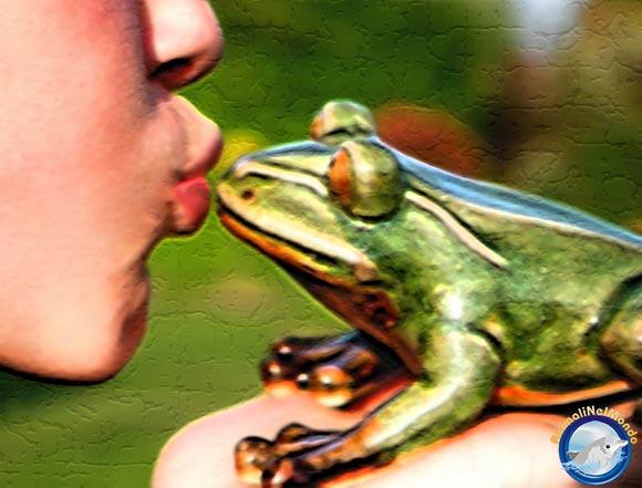 Con la psicoterapia junghiana il rospo si trasforma in principe… anche senza il bacio della principessa!