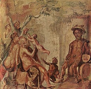 pompeiian_wall_birth_of_dionysos