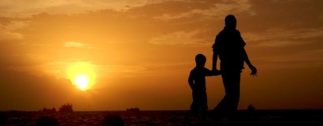 tramonto papa