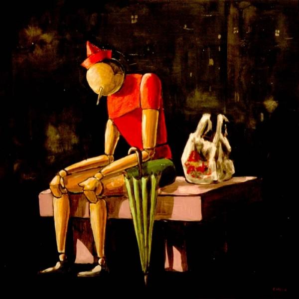 Mariano Chelo - Pinocchio depresso