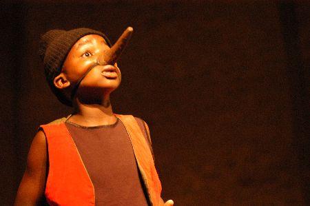 Baliani - Pinocchio nero