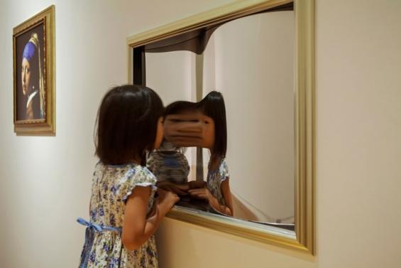 Tokyo Museum Hosts Interactive Haunted Art Playhouse 2013