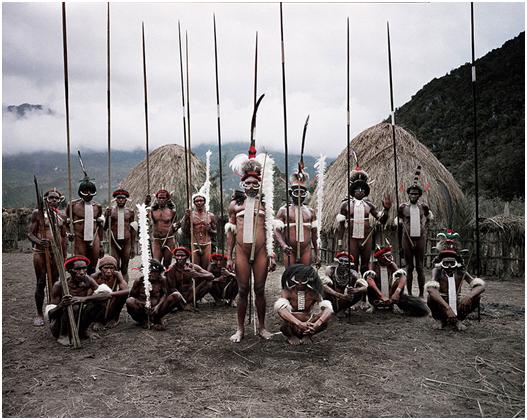 Dani Papua, Nuova Guinea