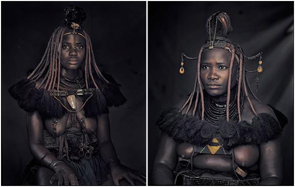 Himba, Namimbia