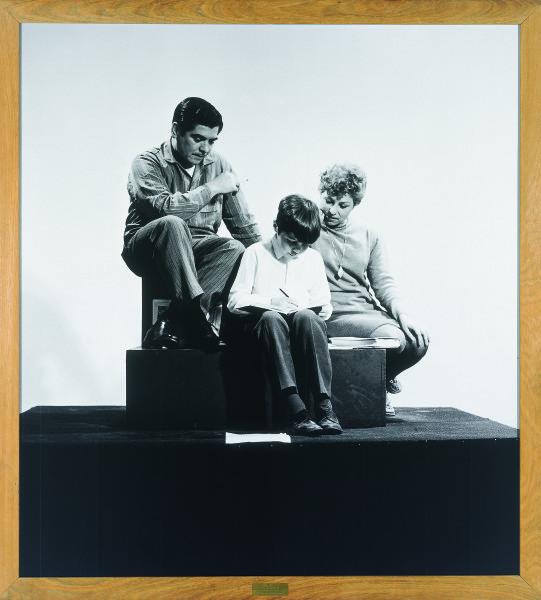 Oscar Bony Oscar Boni,  La familia obrera [La famiglia operaia], 1968-1999