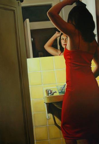 Anwen-Keeling-1976-Sidney-looking-glass