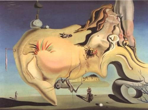 Dalì-Il grandemasturbatore1929