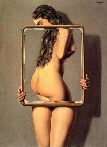 Magritte, Le relazioni pericolose 1926