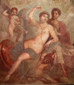 Marte e Venere - Pompei
