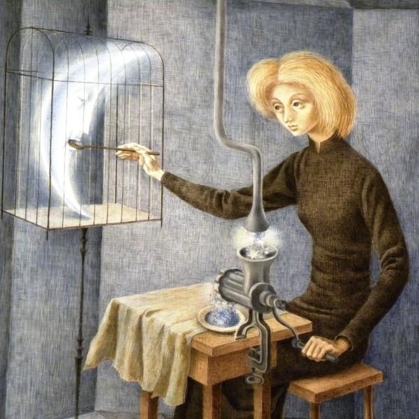 Anna Maria Maiolino, Por um Fio