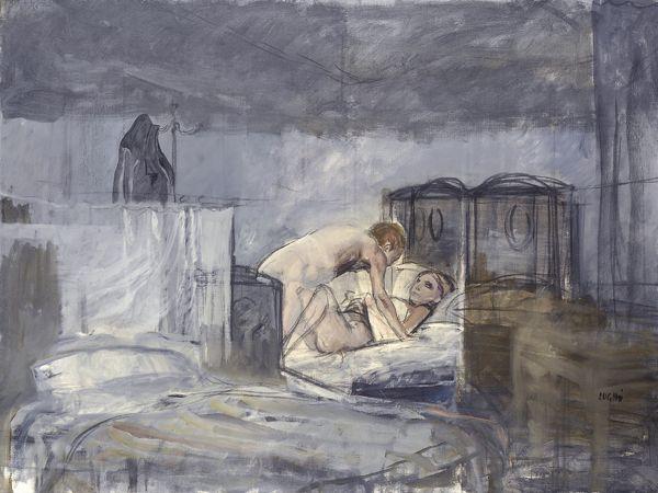 Sughi Alberto, Tema dell'amore-Immaginazione e memoria della famiglia 1981